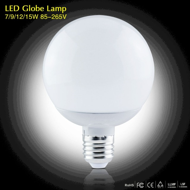 Led Bulb Lamp 220V 110V lampada led light E27 7W 9W 12W 15W SMD 5730 LED Lights & Lighting A60 A70 A80 A90 Energy Saving Lamps