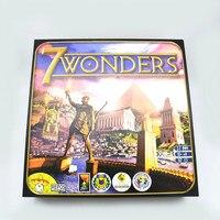 7 Wonders adult board game card
