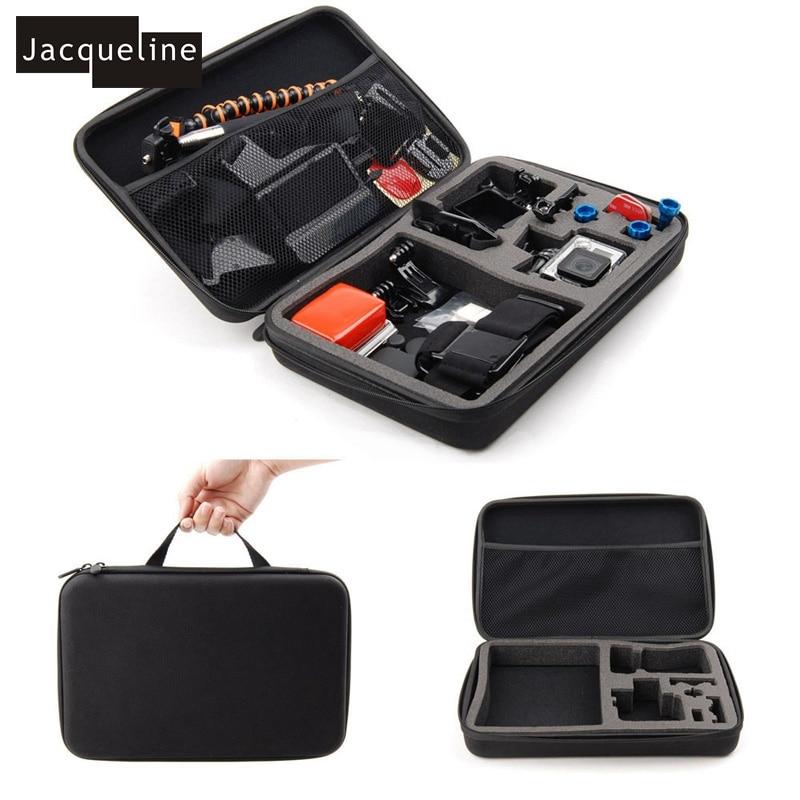 Jacqueline za dodatna oprema Komplet za pritrditev držala za Gopro - Kamera in foto - Fotografija 6