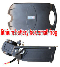 lithium battery box can load 10A12A16A battery electric bicycle scooter mountain bike motorcycle DIY conversion parts