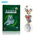 48 piezas Vietnam bálsamo de tigre blanco yeso médico artritis reumatoide articulación alivio del dolor cuello espalda cuerpo parches musculosos pegatina C069