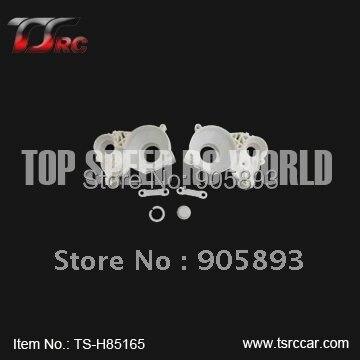 Free shipping!R/C racing car nylon gear box housing assembly set -- Baja 5B Parts!(85165) for rc car