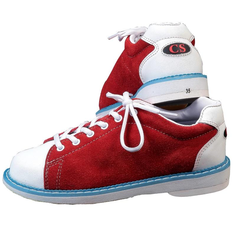 Special bowling shoes men women couple models sports shoes breathable slip men shoes bsi women s 651 bowling shoes