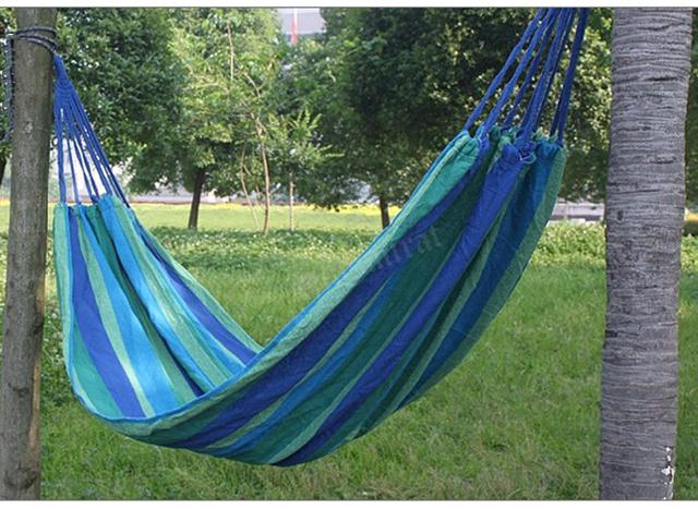 190 x 80cm Outdoor Hammock