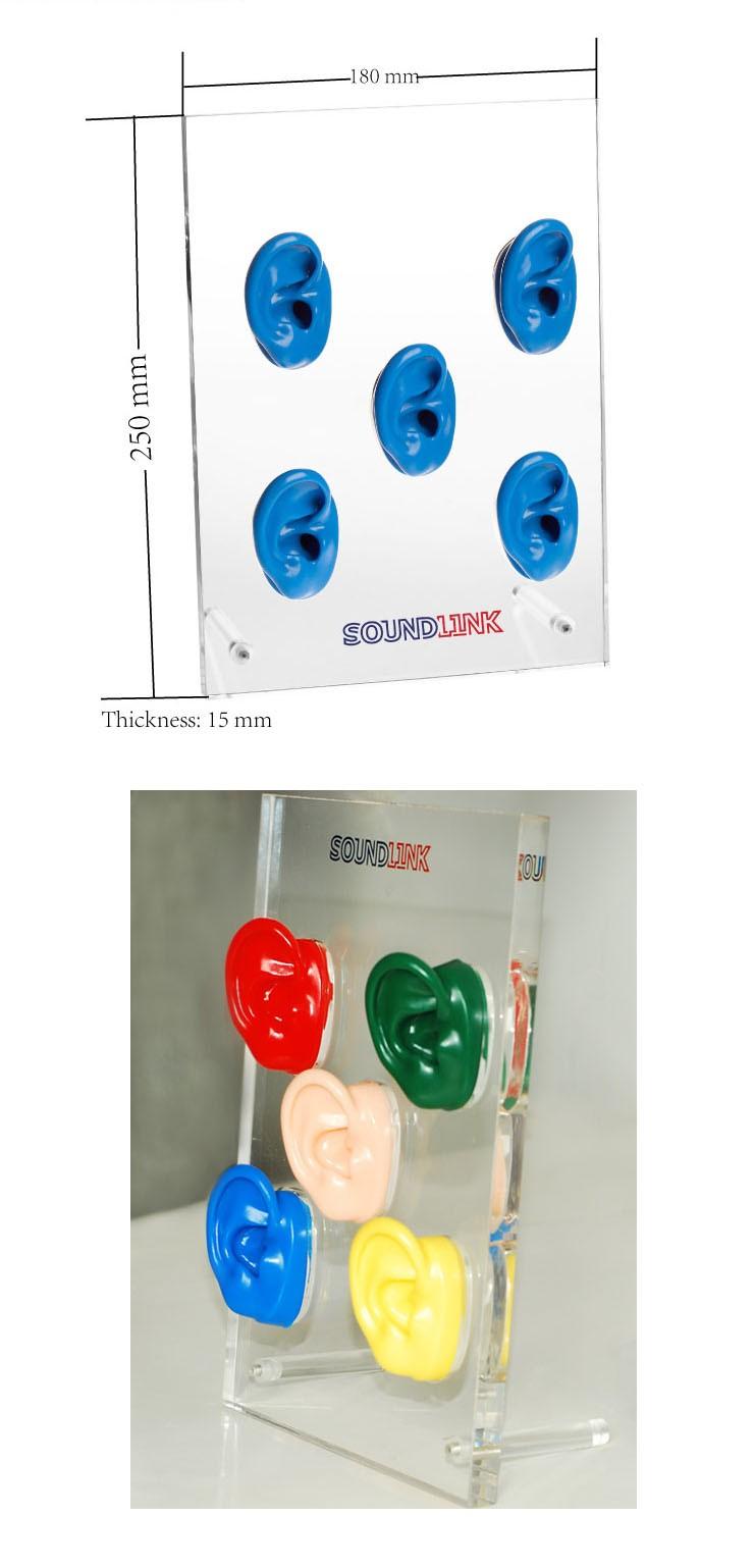 Acrylic ear display