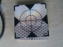 100pcs Reflector Sheet40 x 40 mm ( 40x40 ) Reflective tape target total station стоимость