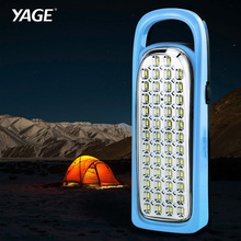 hot deal buy yage 3535 portable light led spotlights camping lantern searchlight portable spotlight handheld spotlight energy light