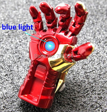Free shipping : New USB 2.0 Flash Memory Stick Iron man hand usb flash drive 4GB 8GB 16GB 32GB Pen Drive U Disk