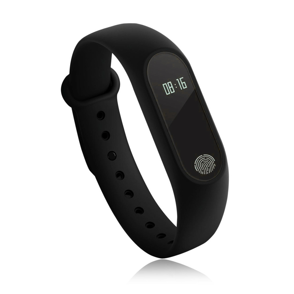 2019 Smart Wristband M2 Waterproof Band Heart Rate Monitor Bluetooth Bracelet Sleep Fitness Tracker Sports Pedometer