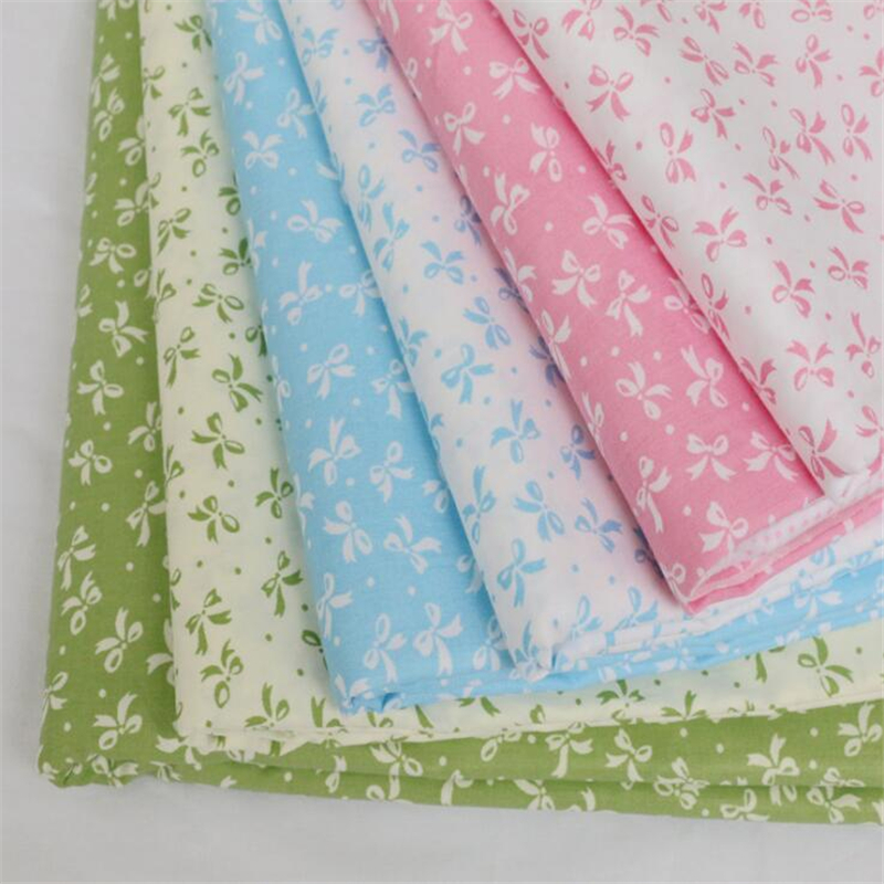 New 2 pic/lot 40x50cm flower Cotton Patchwork fabric tecido sewing Bedding DIY bag fabrics tissu quilts Handmade Doll Cloth Q6