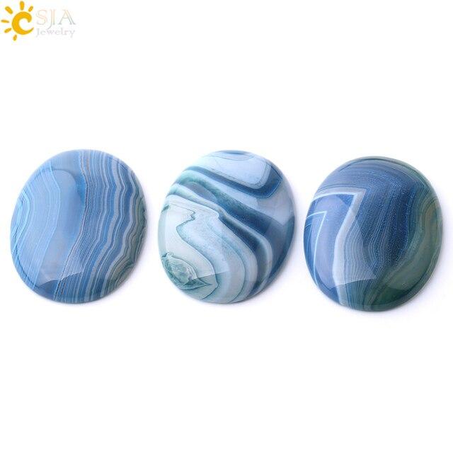 Csja натуральные камни кабошон Бисер для изготовления ювелирных