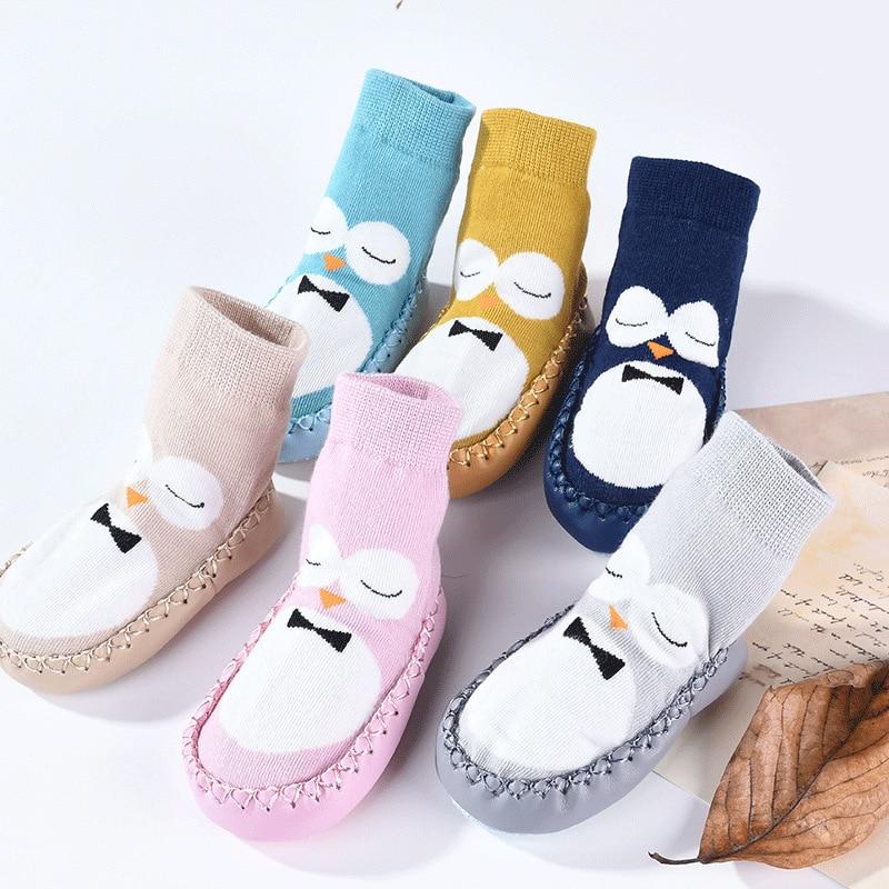 Baby Sock Baby Floor Socks Non Slip Soft Bottom Cartoon