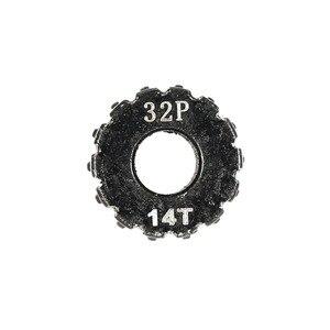 Image 5 - تجاوز هواية 5 قطعة 32DP 5 مللي متر 13T 14T 15T 16T 17T 18T 19T 20T 21T المعادن ترس المحرك مجموعة ل 1/8 RC سيارة شاحنة