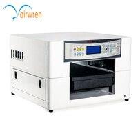 2018 Automatic size Color ID Card uv Printer PVC flatbed printer