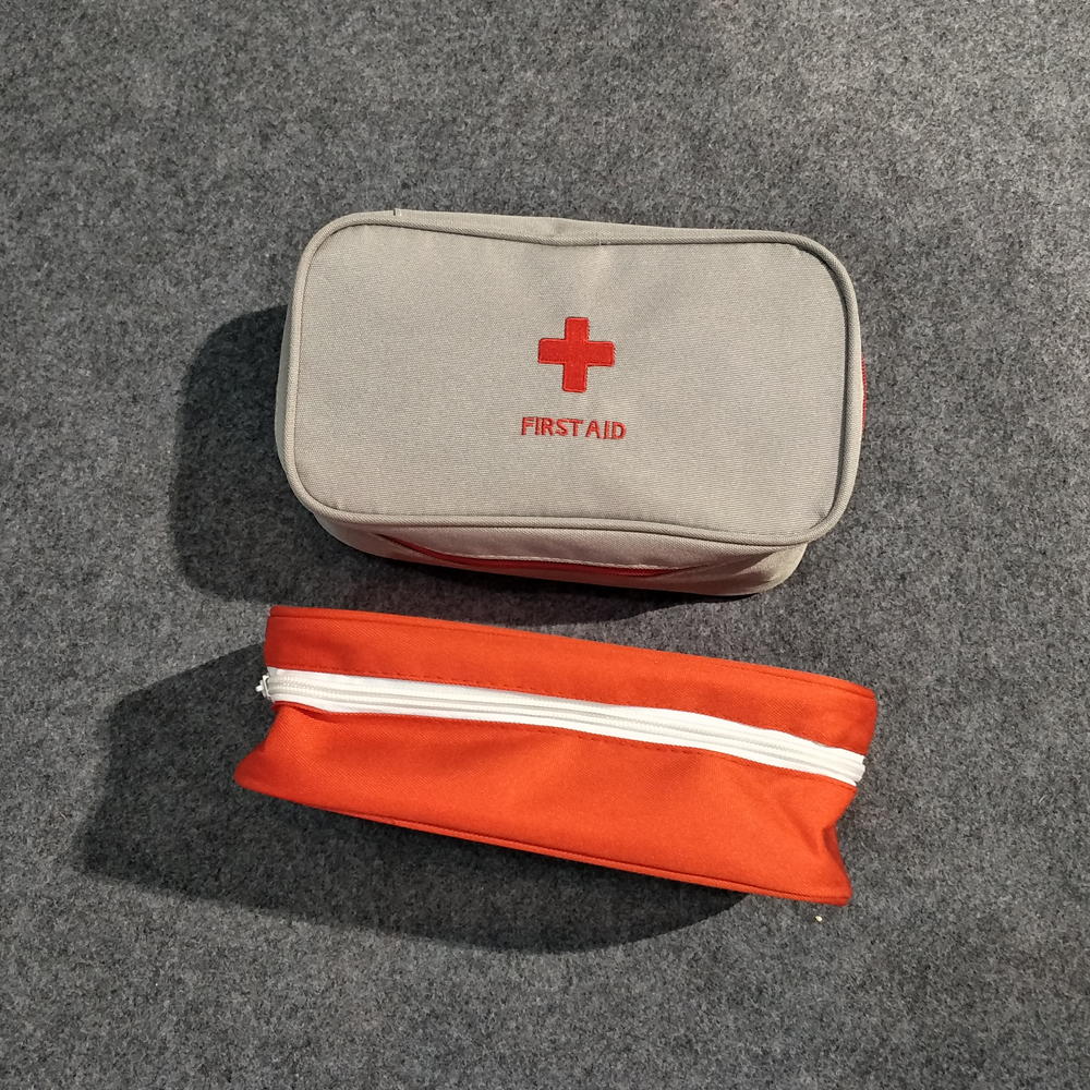 Child care products pouch Small scratch trauma medical care storage package Childrens Cross emergency kit bag