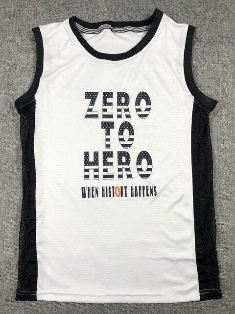 SYNSLOVEN Men Basketball Jersey Uniforms okc thunder zero to hero westbrook  Sports clothing mesh Breathable plus size customize 9b217ed90