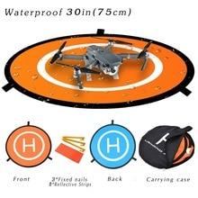 Fast-Fold Landing Pad Gear 30in (75cm) Universal for DJI Spark DJI Mavic Pro Phantom 2/34/4 Pro Inspire 2/1
