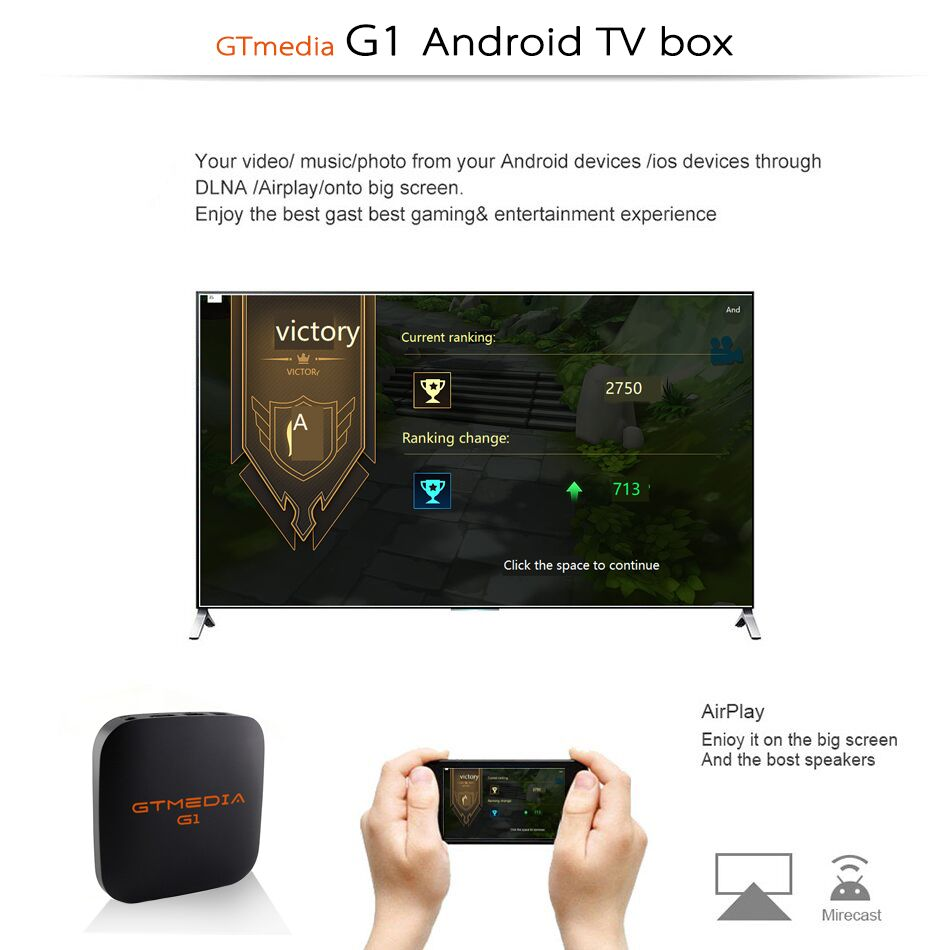 Cheap product android smart tv box 8gb ram in Shopping World