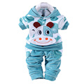Cotton Baby Rompers Autumn Baby Girls Clothing Sets Spring Newborn Baby Clothes Roupa Infant Jumpsuits Toddler Baby Boys Clothes