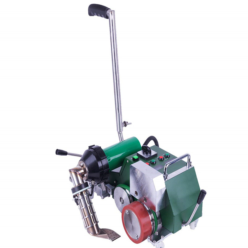 PVC Roof Membrane Hot Air Welding Machine