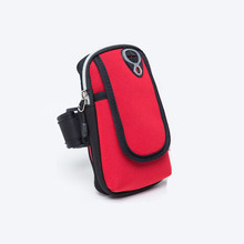 Top Quality Sports Mobile Phone Holder Case Pouch For Iphone Huawei P9 Xiaomi Mobile Phone Portable Running Sport Arm Bag