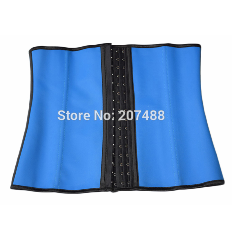 Waist Trainer Modeling Strap latex cincher girdles Shapewear slimming belt body  shaper rubber binder fitness corset sheath belly-in Waist Cinchers from ... 4636f2412