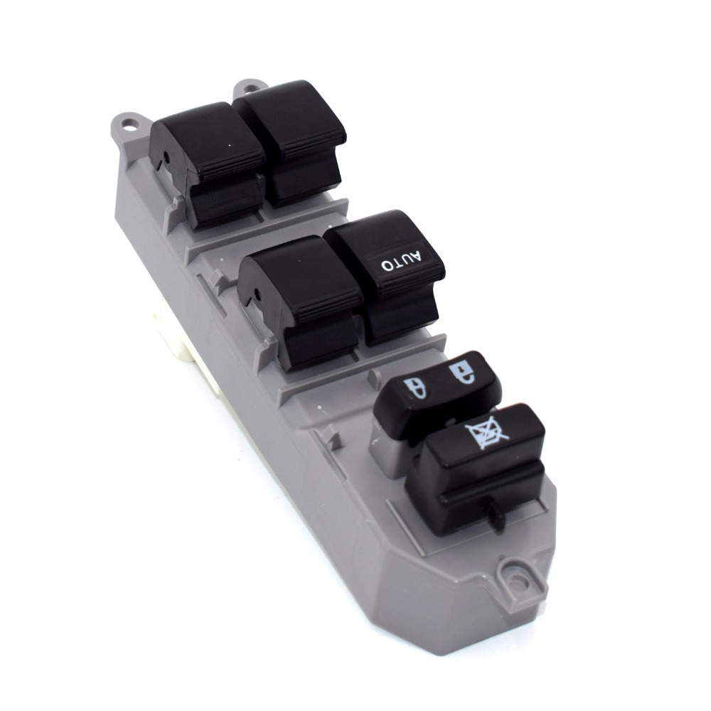 ANZULWANG 84820-12520 New Electric Power Window Switch for Toyota Yaris 2007-2011,Camry 06-09,Tacoma 12-15