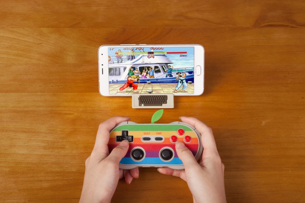 Official 8BitDo AP40 Limited Edition Bluetooth Gamepad With Stander Support Android MAC iCade PC 19
