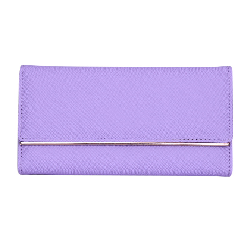 3 Fold PU Leather Women Wallet Clutch Famous Brand Design Ladies Purse Card Phone Holder Notecase Clutch Long Burse Coin Pocket famous brand 2016 genuine leather women men long wallet khaki black purple for ladies purse solid woman man large burse yi235