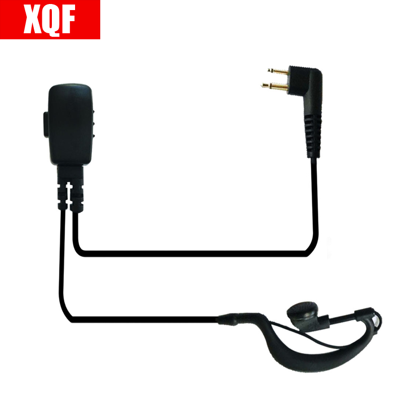 XQF  Earpiece Headset  For Motorola GP68, GP88, GP88S CLS Series: CLS1110, CLS1410, CLS1413, CLS1450, CLS1450C Radio