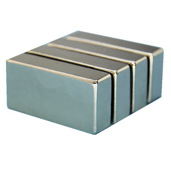 6pcs N42 Strong Magnet Block 40x20x10 mm Rectangle NdFeB Neodymium Permanent Magnets Rare Earth Magnetics image