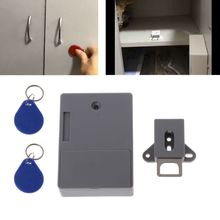 Invisible Hidden RFID Locks for Cabinets Hidden DIY Lock Electronic Cabinet Lock