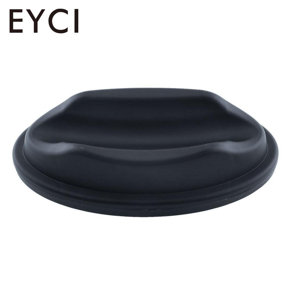 EYCI High Quality Black Bike Front Wheel Riser Support Block for Turbo Indoor Sports Trainer Bicycle Cycle Sport Tool