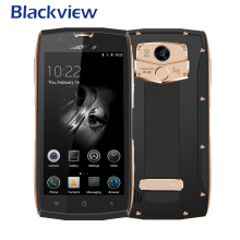 Blackview BV7000 Smartphone IP68 Waterproof MTK6737T Quad Core 1.5GHz 2G RAM 16G ROM Android 7.0 Mobile Phone 5.0″ Fingerprint