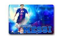 Free Shipping Famous Player Messi Custom Doormat Home Decor Bedroom Carpet Classic Durable Bathroom Mats DMN