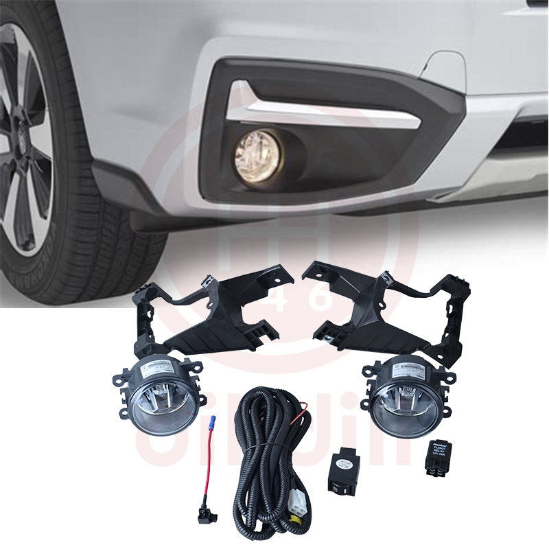 OEM Fog Light lamp Kit for Subaru Forester S14 2016 2017 2018 forester headlight 2013 2016 fit for lhd rhd need add 200usd free ship forester fog light 2ps se 2pcs aozoom ballast forester