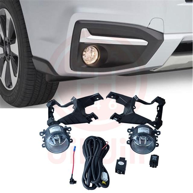 Oem Fog Light Lamp Kit For Subaru Forester S14 2016 2017 2018