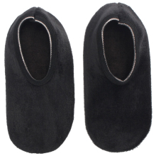 1 Pair Men Non Slip Slipper Socks Gripper Slippers Yoga  Size:Men 38-43 Yards