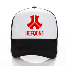 New Fashion Rushed Defqon.1 Rock Band Winter Bomber baseball