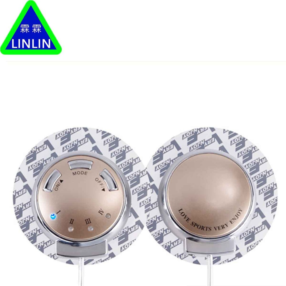Image 3 - LINLIN  Power Plate Belt To Reduce Stomach Artifact Lazy Man Shook The Machine Model Body Slimming Rejection Fat Belt-in Face Skin Care Tools from Beauty & Health
