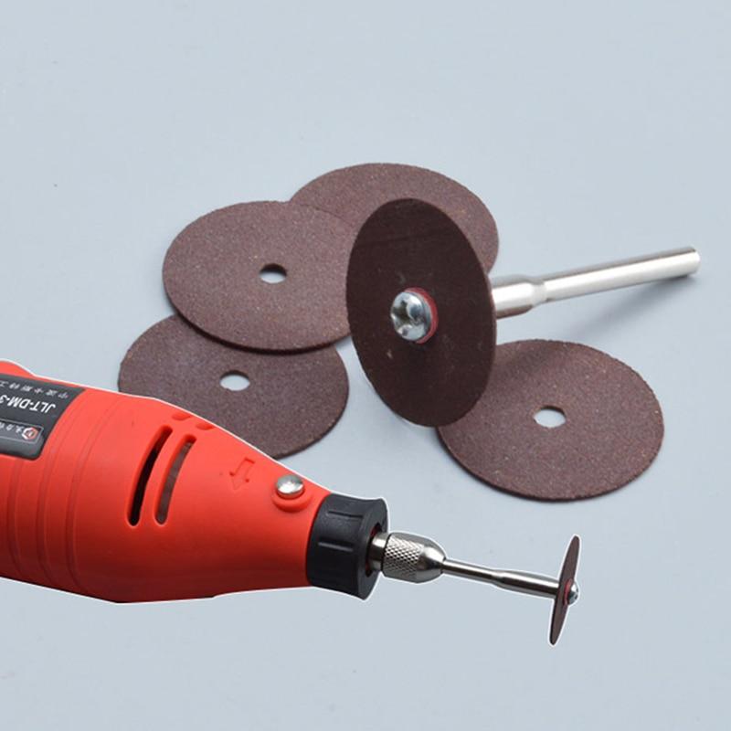 36st slipskivor slipning hjul roterande blad dremel mini skärskiva - Slipande verktyg - Foto 5