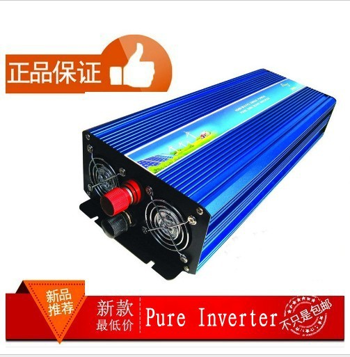 цена на 10000w peak 5000W Pure sinus omvormer High quality 12v/24v to 120v/230v off grid pure sine wave inverter