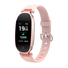 Smart Watch S3 Color Screen Waterproof Women smart band Heart Rate Monitor Smartwatch For Android IOS цена 2017