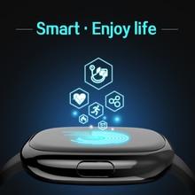 P2 Смарт-часы Фитнес трекер Приборы для измерения артериального давления Часы Bluetooth браслет здоровья connecte браслет Водонепроницаемый PK miband 2