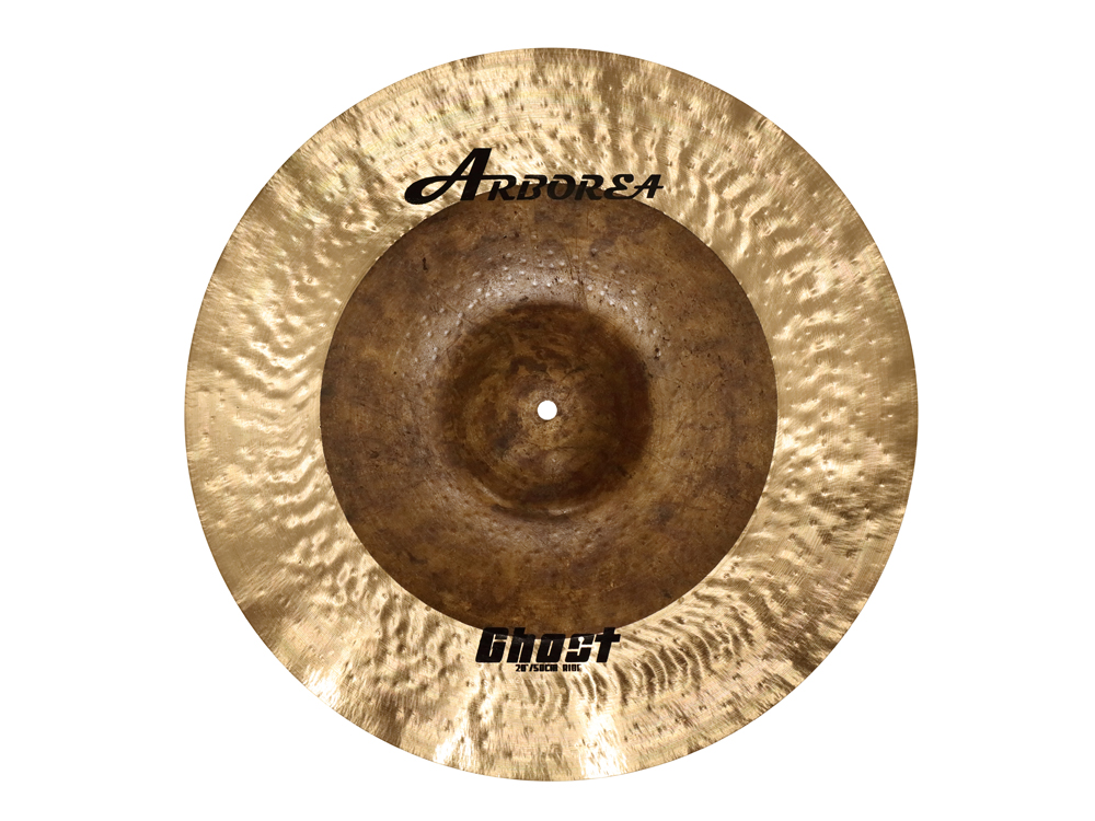 China Arborea Drum Cymbal Ghost Series 6