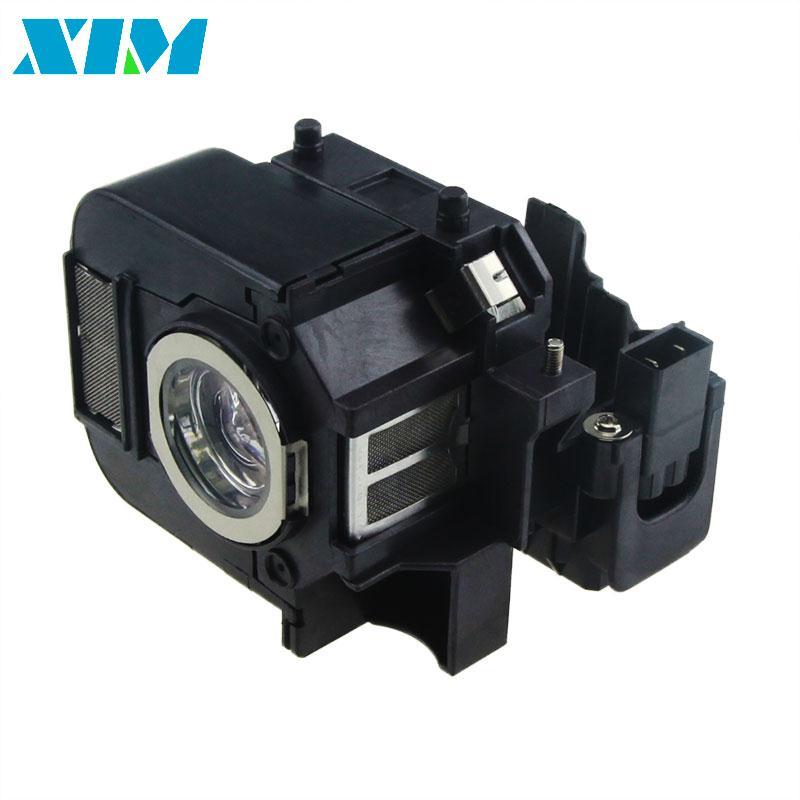 ФОТО Original Projector Lamp ELPLP50 / V13H010L50 For EPSON PowerLite 826W+/PowerLite 84/PowerLite 84+/PowerLite 85/EB-85h/H297A