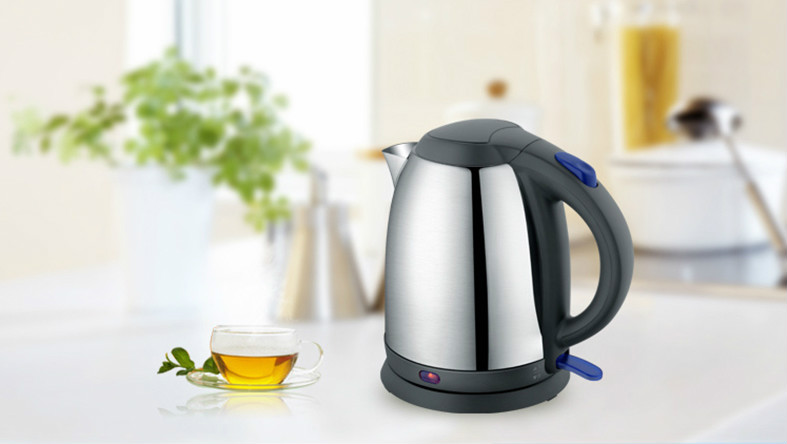 Electric kettle 304 stainless steel automatic water - fired off household boiler Safety Auto-Off Function electric kettle 304 stainless steel automatic blackouts dry burning electric safety auto off function