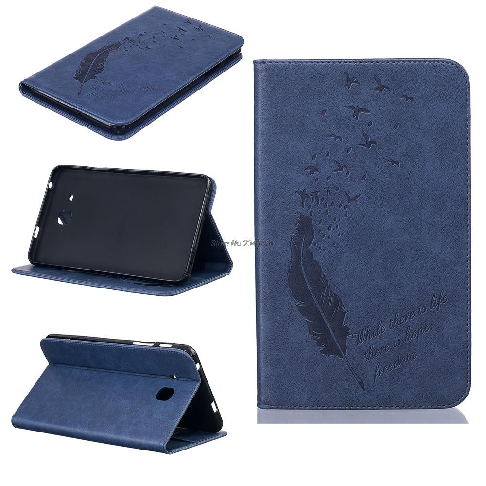 For Samsung Galaxy Tab A 7.0 T280 Case With Cards Slot SM-T280 SM-T285 T280 T285 7'' Stand Smart Cover Auto Sleep Wake-up it baggage чехол для samsung galaxy tab a 7 sm t285 sm t280 black