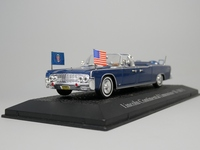 NOREV 1:43 Presidential Car Lincoln Continental Limousine ss 100 x Diecast car model