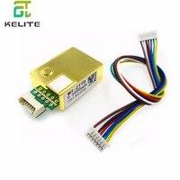 Free Shipping MH Z19 MH Z19B CO2 Carbon Dioxide Gas Sensor Serial Output Non Dispersive Infrared